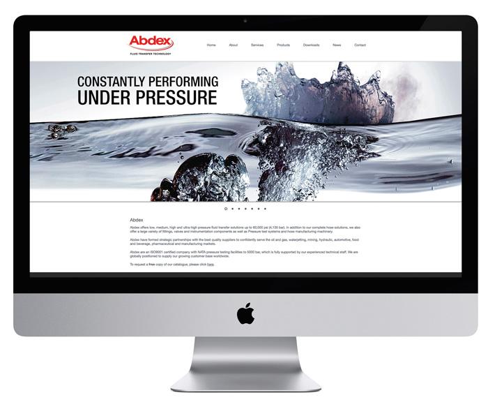 abdex corporate branding