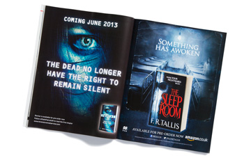 sfx magazine freelance graphic design